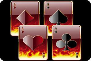 cartes flammes